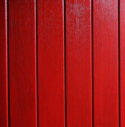 paredes rojas