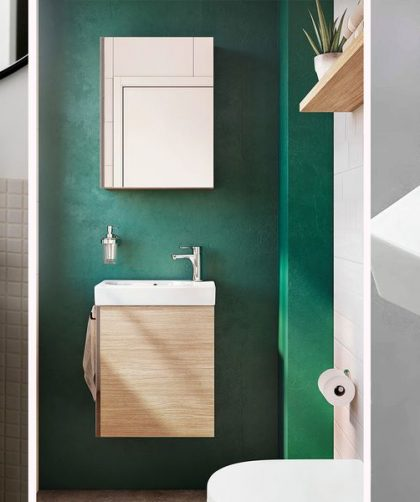 armarios de lavabo de baño