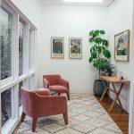 ideas de alfombras para tu sala de estar