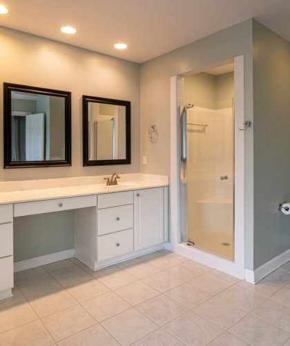 Ideas de baño moderno