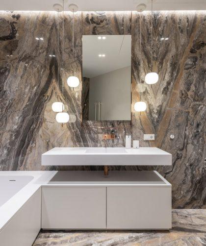Ideas de baños modernos 2021