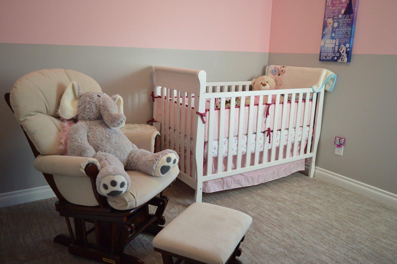 dormitorios de bebé