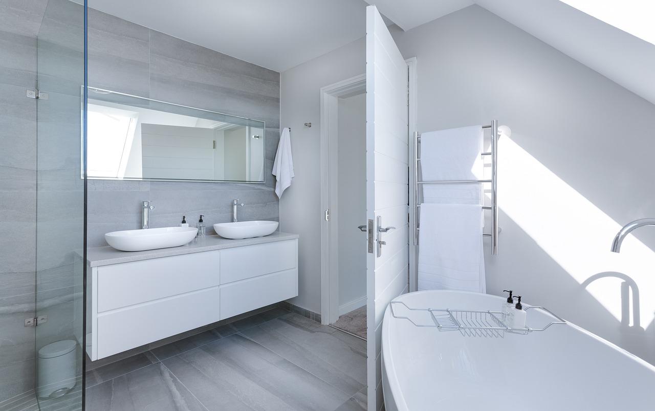 Ideas de baños minimalistas