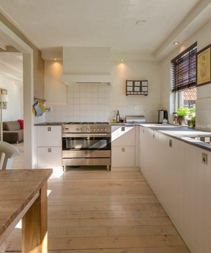 pisos de madera para cocina