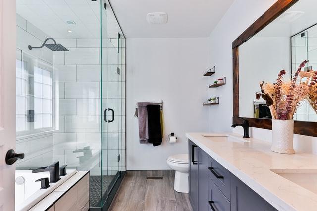 Baños modernos 2021