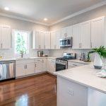 Cocina pisos de vinilo 2021