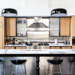 Cómo amueblar una cocina industrial 2021
