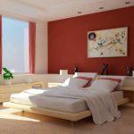 Habitación con color